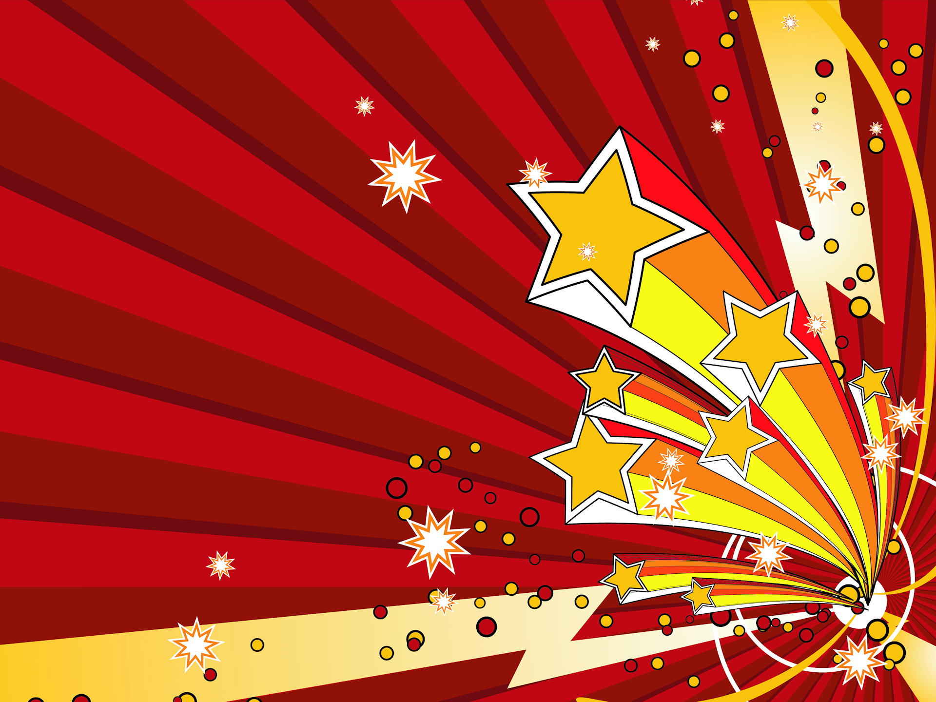 red star wallpaper 3d - photo #31