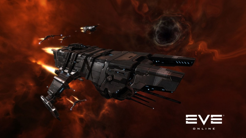 825x315 Eve Online, games Facebook Cover Photo