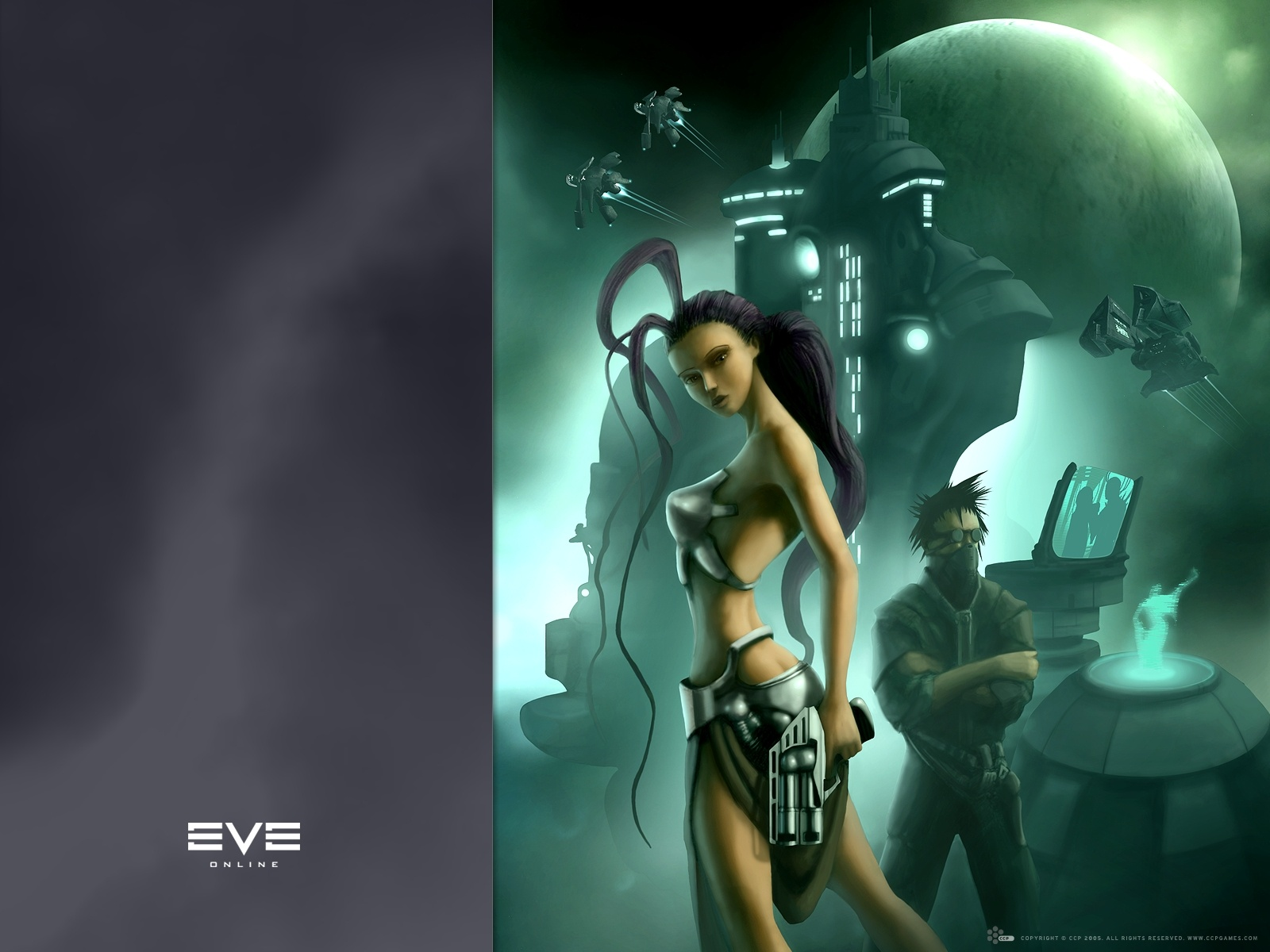 Image EVE Online Girl Wallpapers And Stock Photos