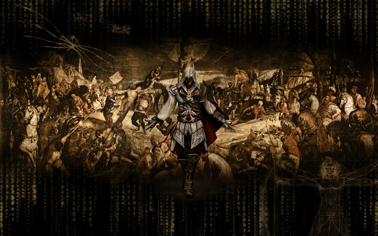 1280x800 Ezio Assassins Creed 2