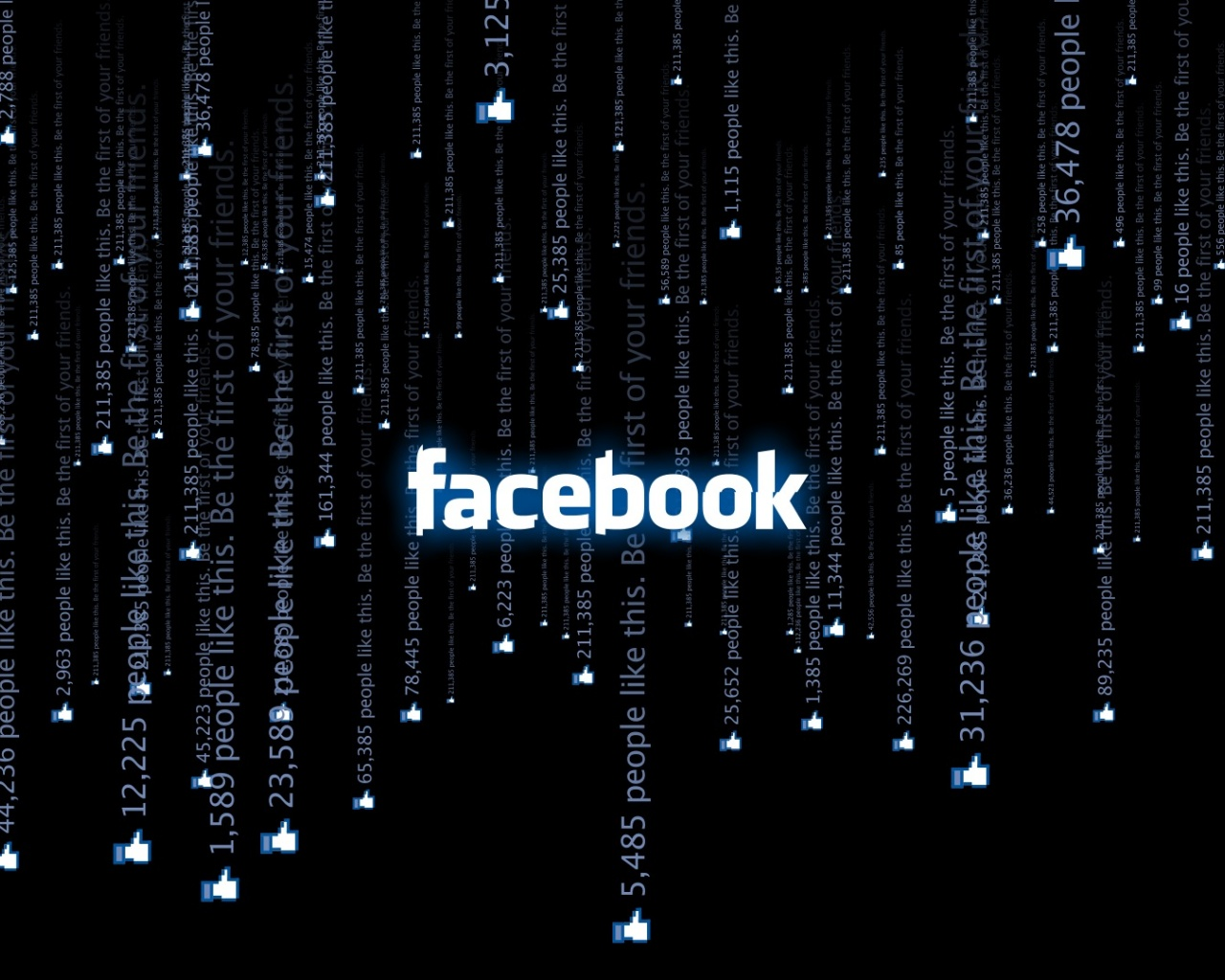 1280x1024 facebook matrix desktop pc and mac wallpaper