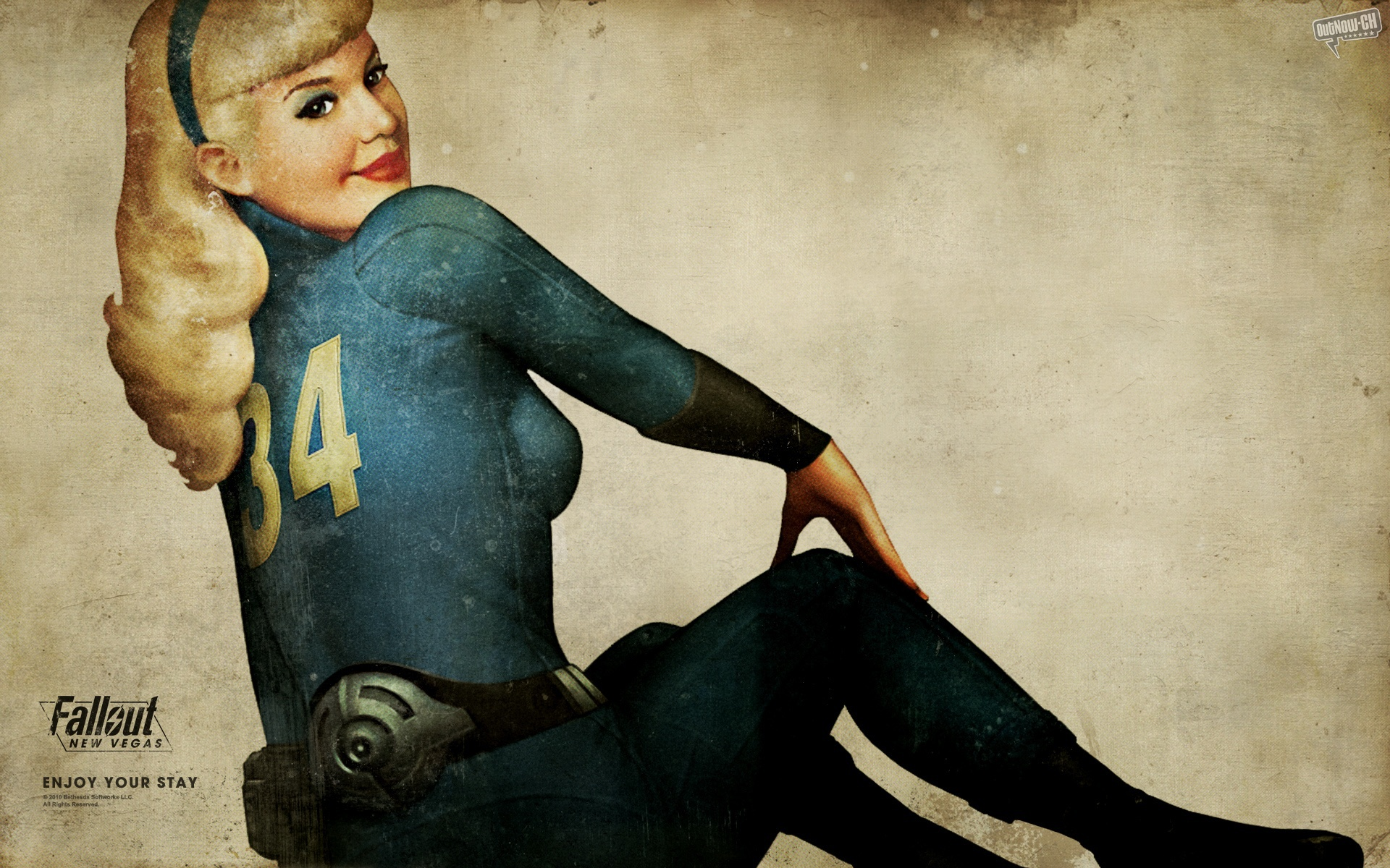 Fallout New Vegas Girls