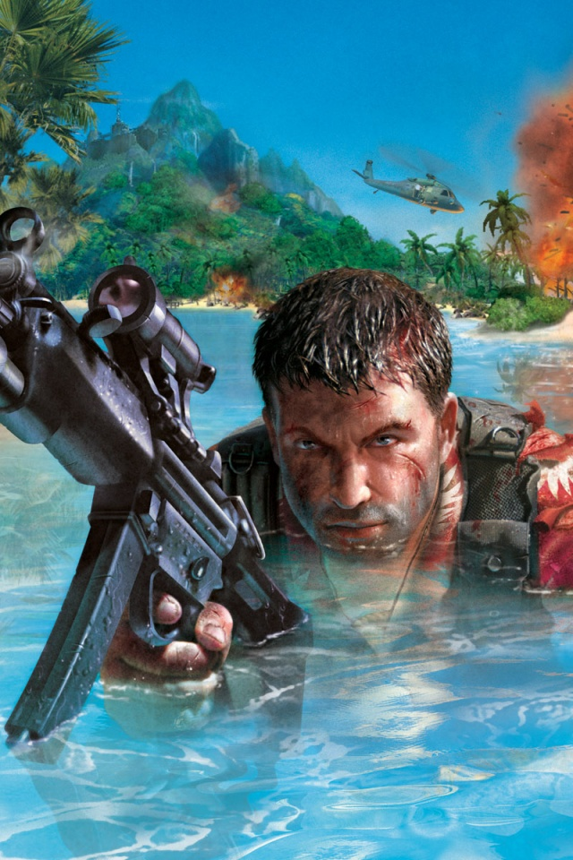 640x960 Far Cry Iphone 4 Wallpaper