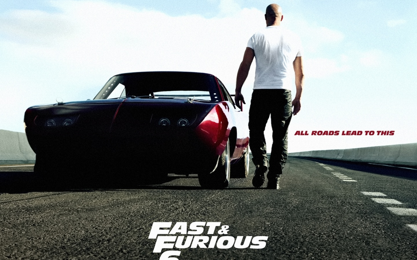 1440x900 Fast Furious 6 Movie Poster Desktop Pc And Mac Wallpaper
