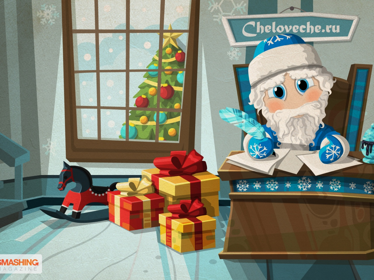 1280x720 Father Frost