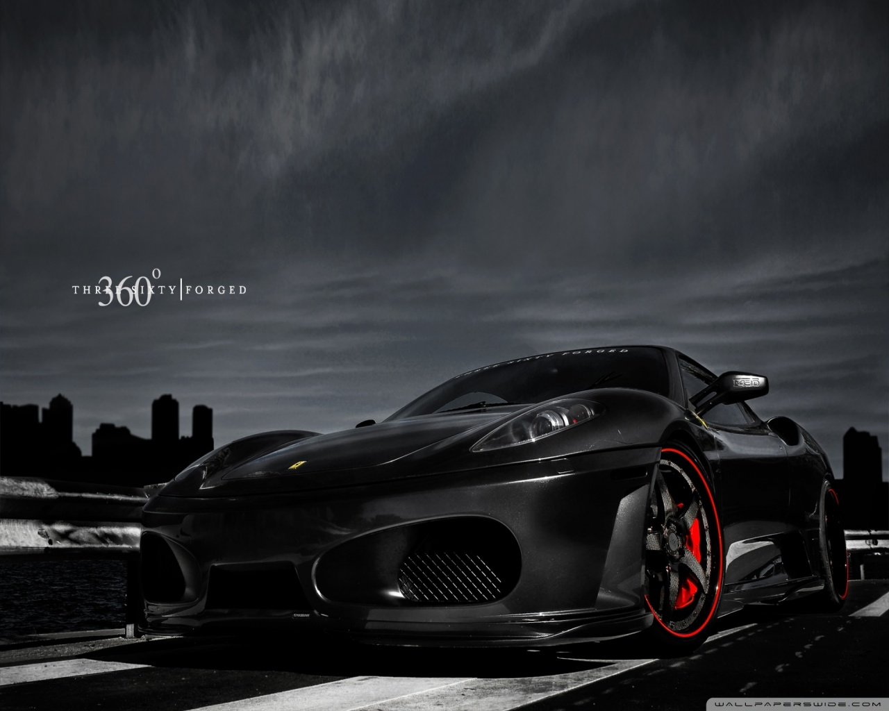 1280x1024 Ferrari 360 Forged Desktop Pc And Mac Wallpaper