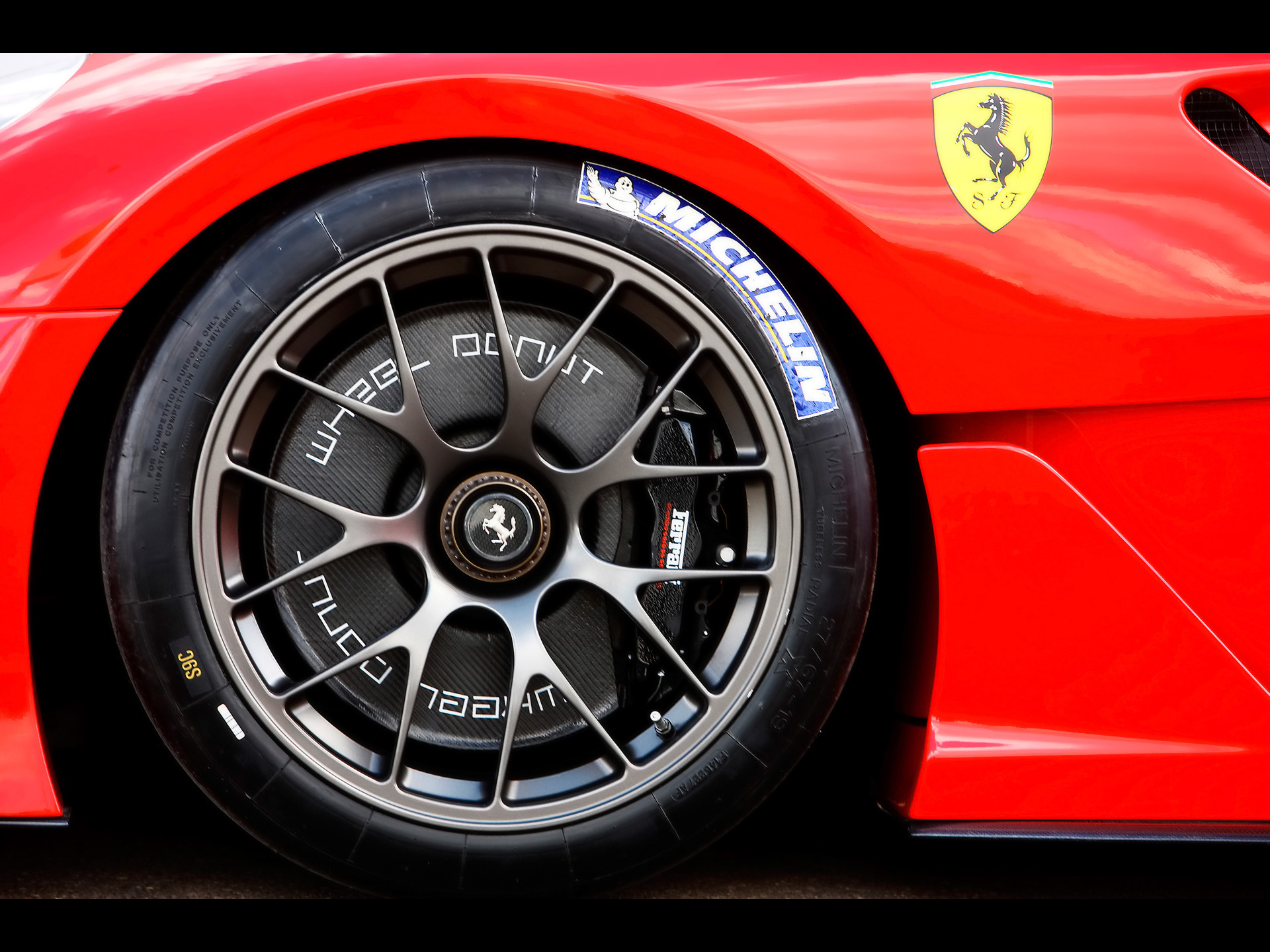 1920x1440 Ferrari 599xx Wheel Desktop Pc And Mac Wallpaper