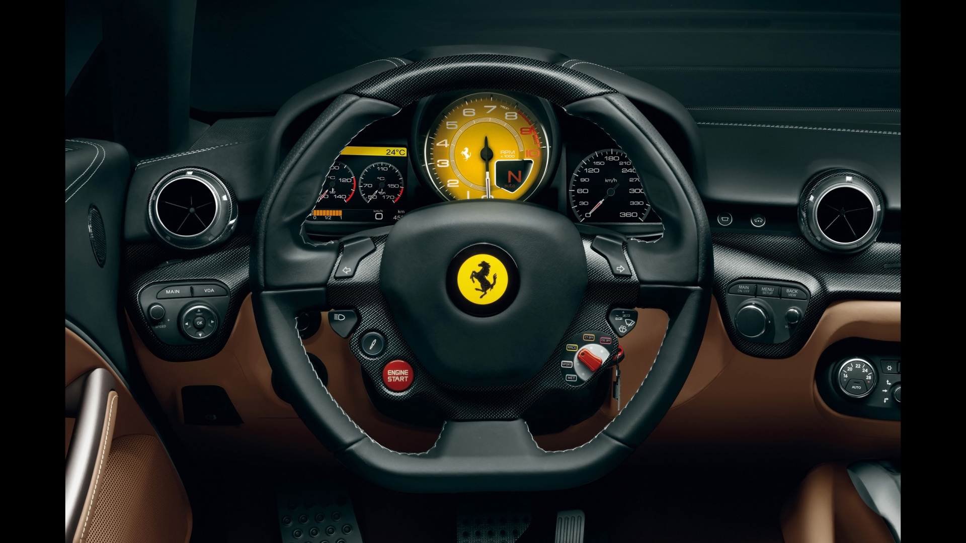 Image Result For Mac Wallpaper Ferrari Interior Pics
