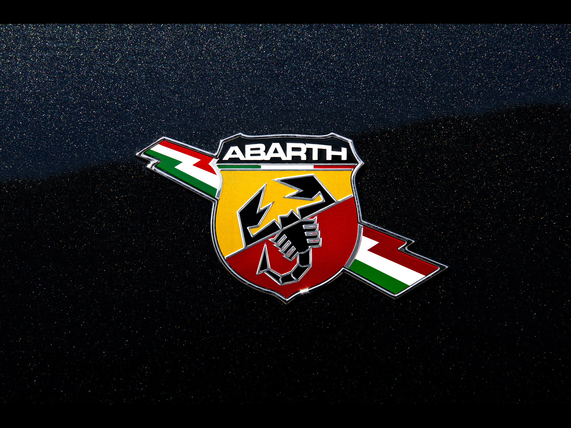 1920x1440 Fiat 500 Abarth Emblem Desktop Pc And Mac Wallpaper
