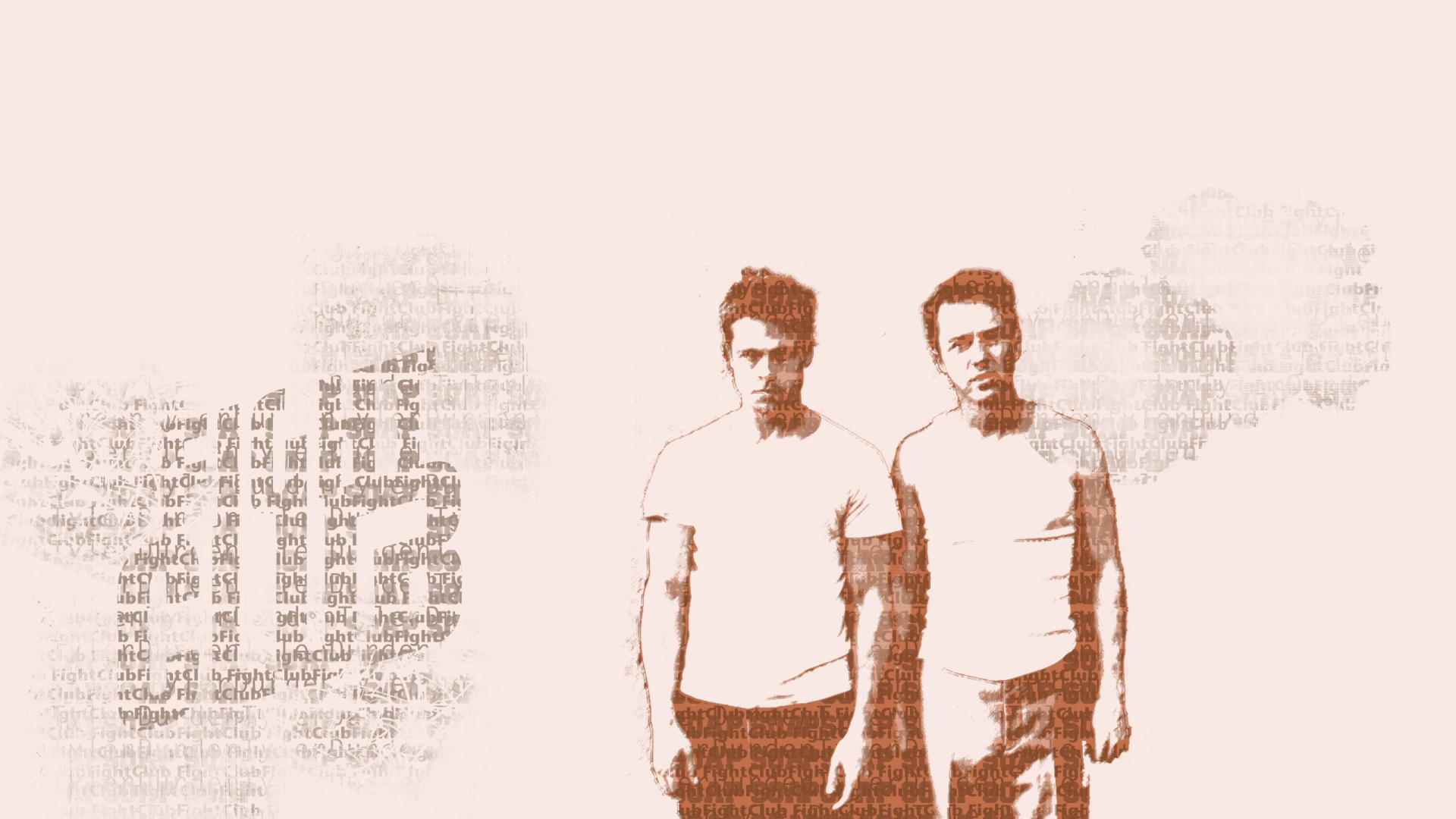 <b>Fight Club</b> wallpaper - Free Desktop HD iPad iPhone wallpapers