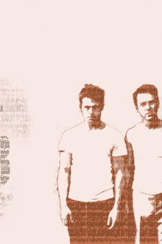 320x480 Fight Club Iphone 3g Wallpaper