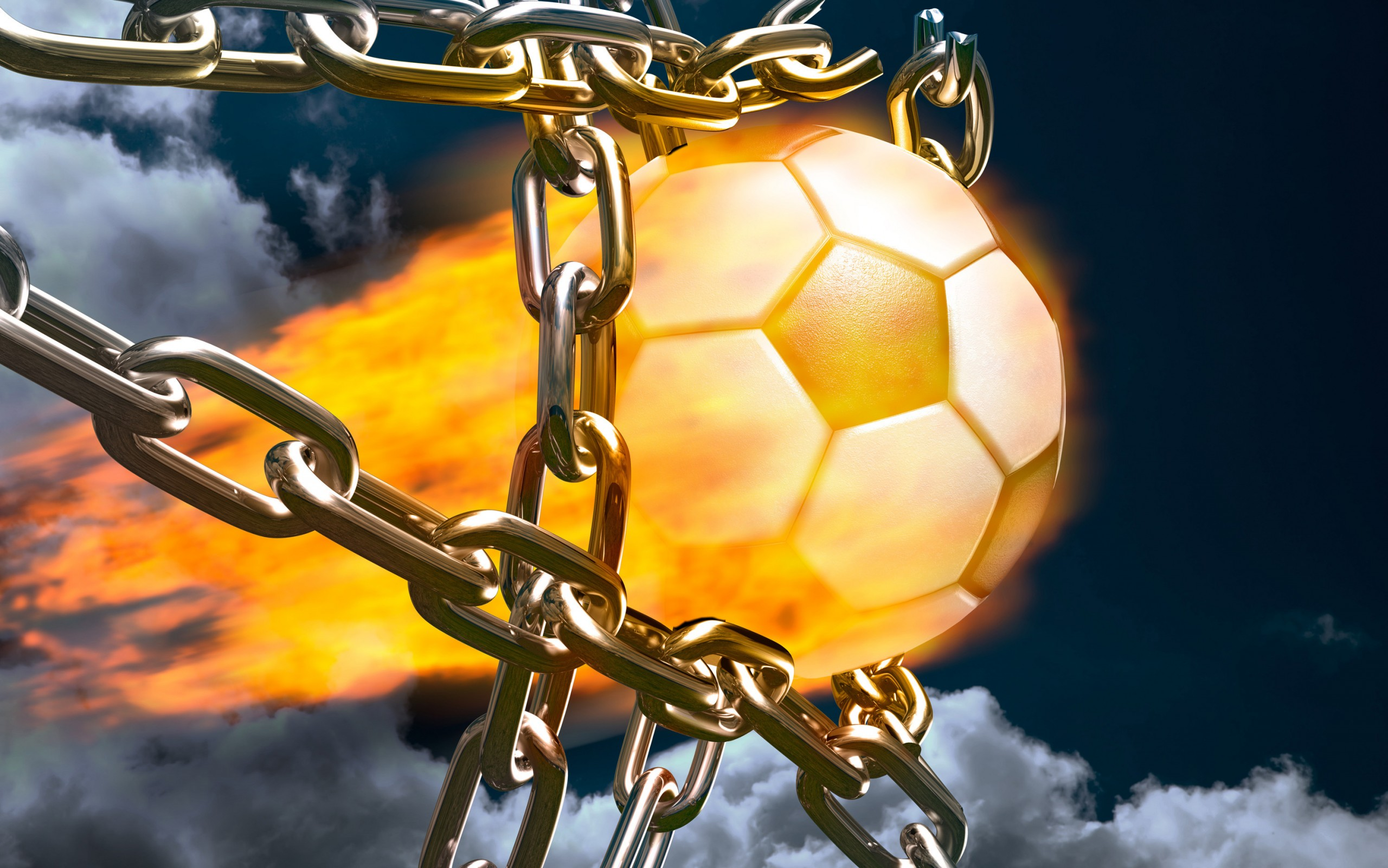 The Gallery For Flaming Football Background Images: Fire Fußball Hintergrundbilder