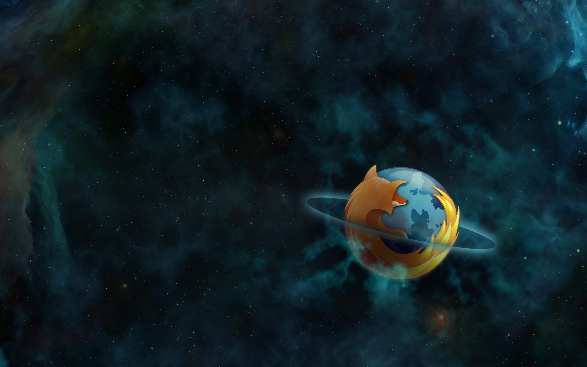Firefox Taking Over IE Wallpapers