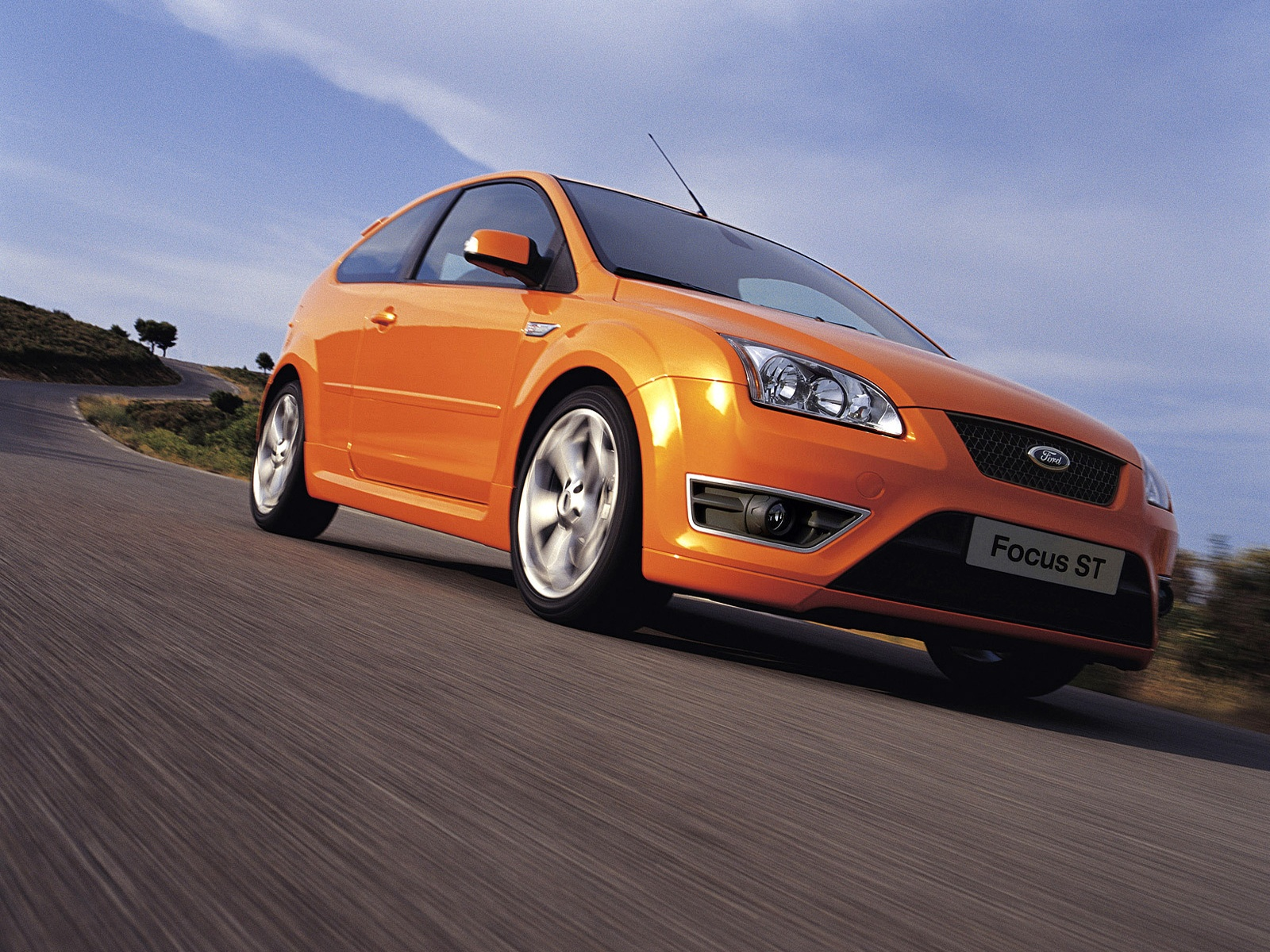 Ford Focus St 2 Wallpapers Ford Focus St 2 Stock Photos