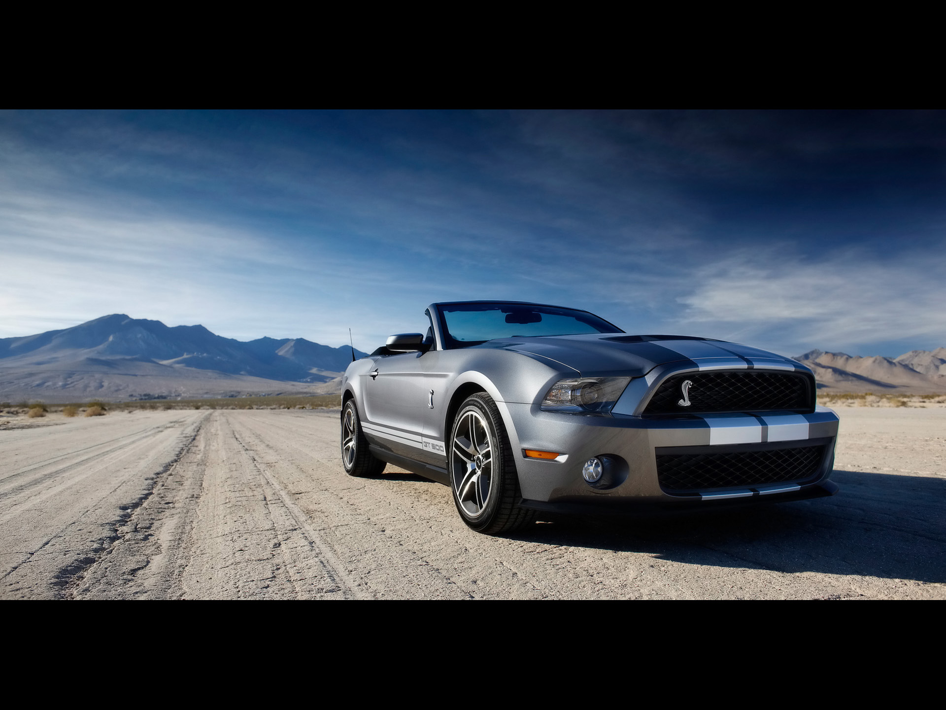 Ford Shelby GT500 Front 3 wallpapers | Ford Shelby GT500 ...