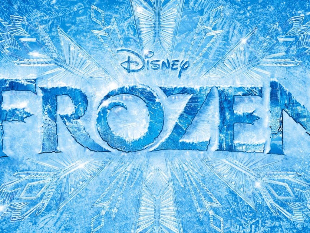 1024x768 Frozen Disney