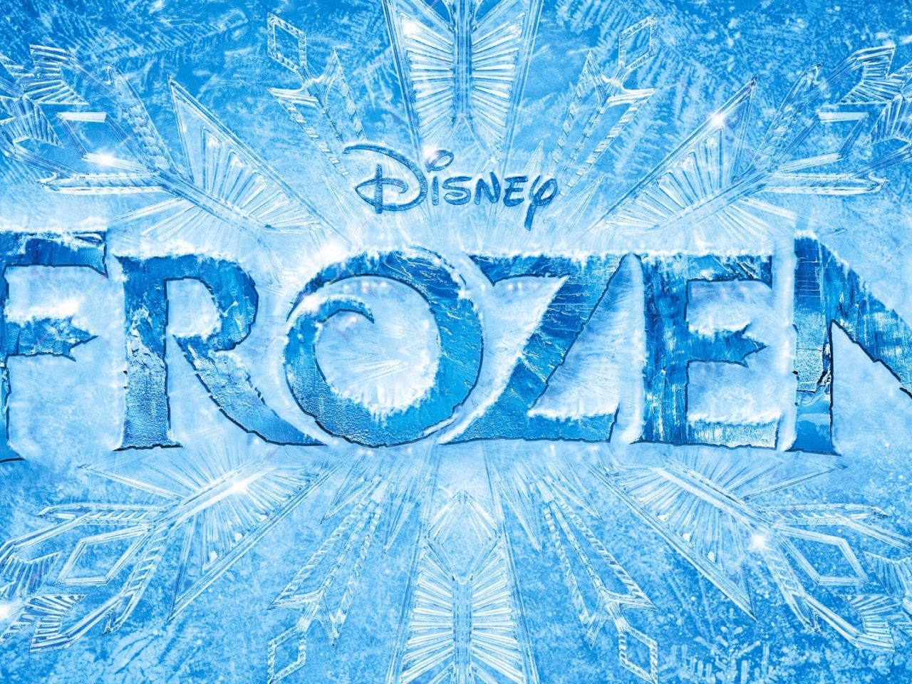 1280x720 Frozen Disney