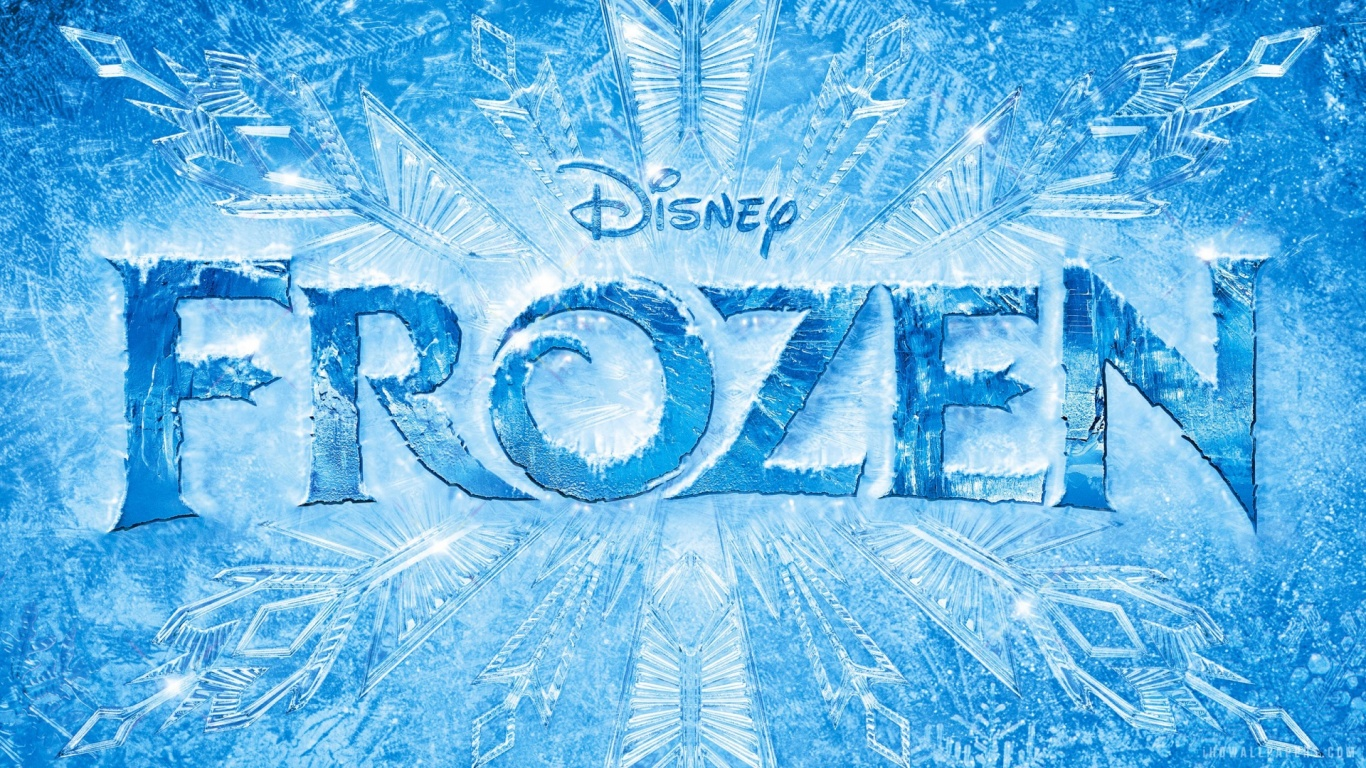 1366x768 Frozen Disney