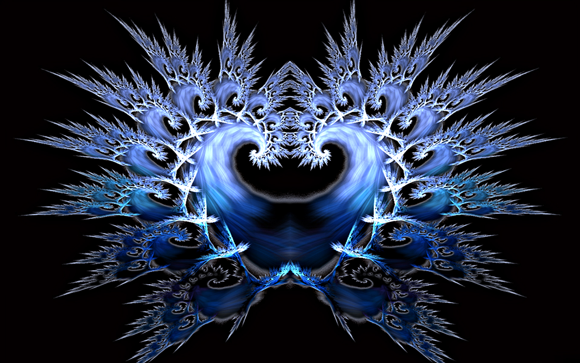 Frozen Heart Fractal wallpapers | Frozen Heart Fractal ...