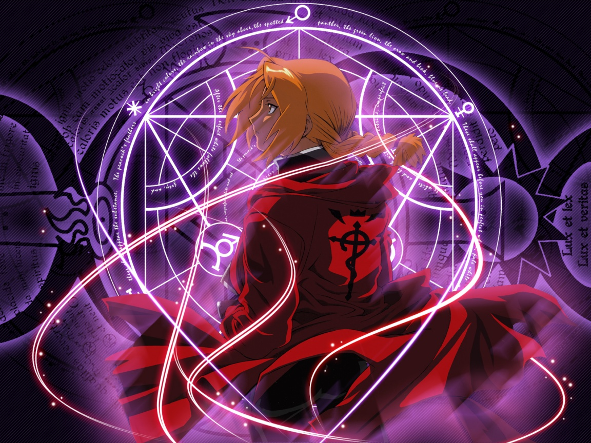 1152x864 Fullmetal Alchemist Brotherhood Iphone,  high