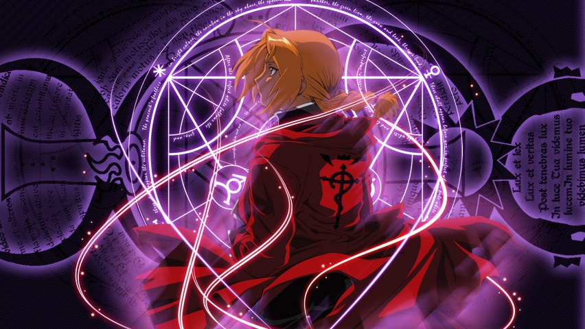 852x480 Fullmetal Alchemist Brotherhood Iphone,  high