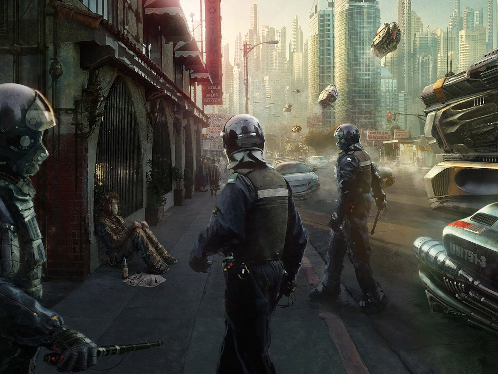 1600x1200 Future police officers desktop wallpapers and stock photos