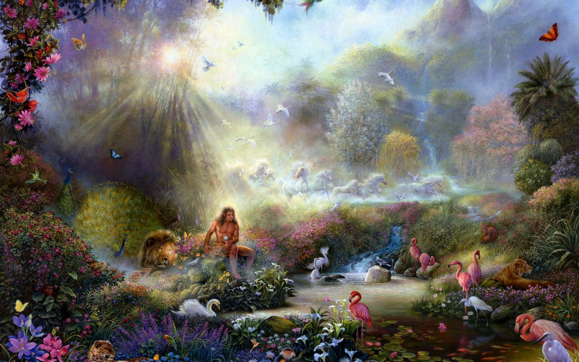a analysis of good and evil in garden of eden Genesis 3 new international and you will be like god, knowing good and evil of the garden of eden cherubim and a flaming sword flashing back and forth to.