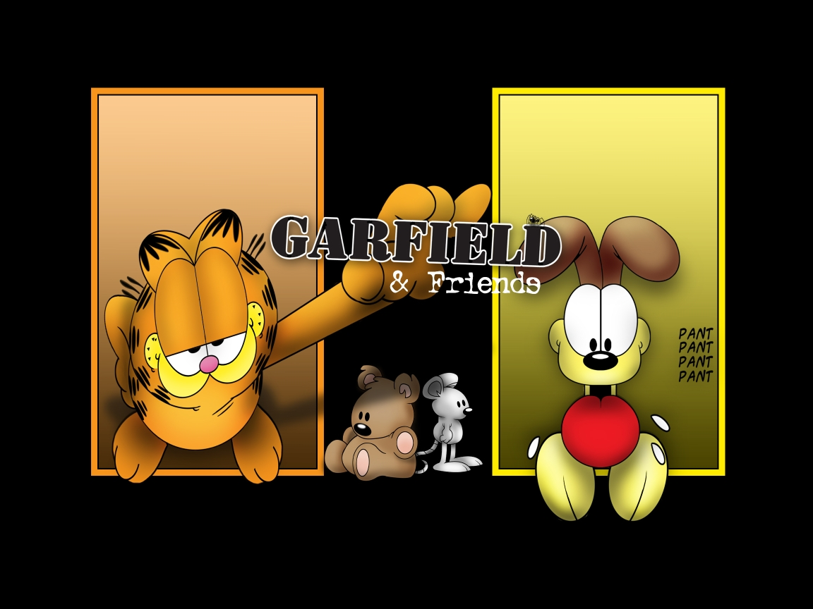 Garfield and friends wallpapers garfield and friends - Garfield wallpapers for mobile ...