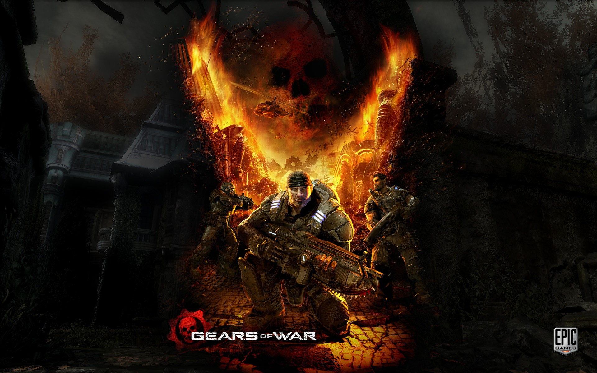 gears of war wallpapers | gears of war stock photos