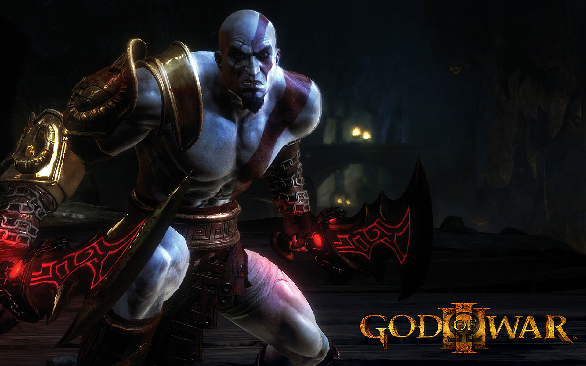 God Of War Iii Wallpapers God Of War Iii Stock Photos