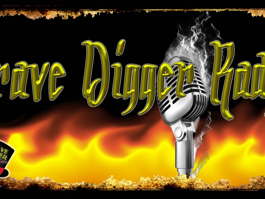 1024x768 Grave Digger Radio ~ Fire Lake