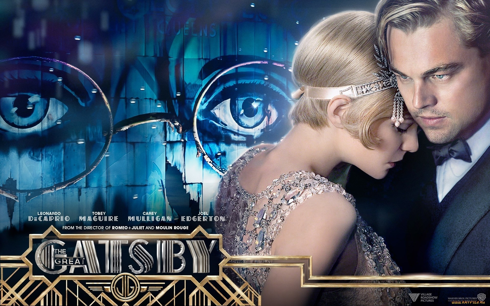 Image Great Gatsby Movie Poster Wallpapers And Stock Photos