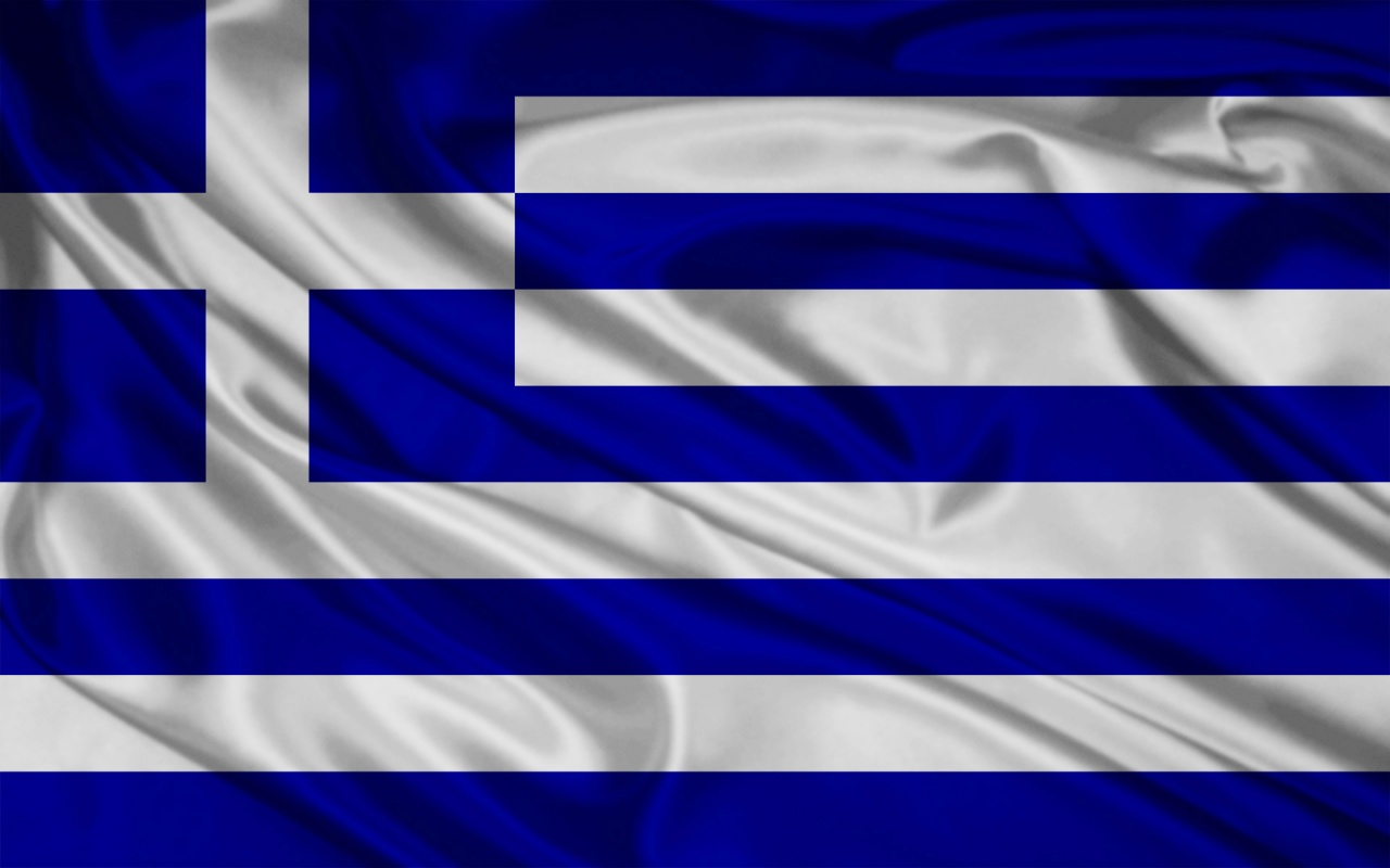 1280x800 Greece Flag