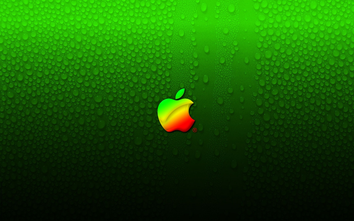 1440x900 Green Apple Desktop PC And Mac Wallpaper