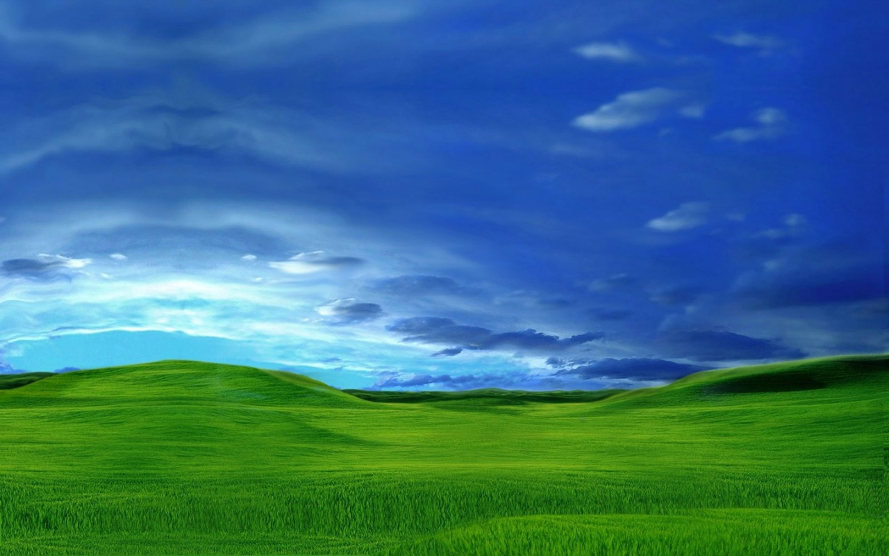 1280x800 green digital plain desktop pc and mac wallpaper