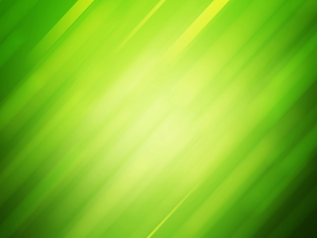 1024x768 Green rays, abstract