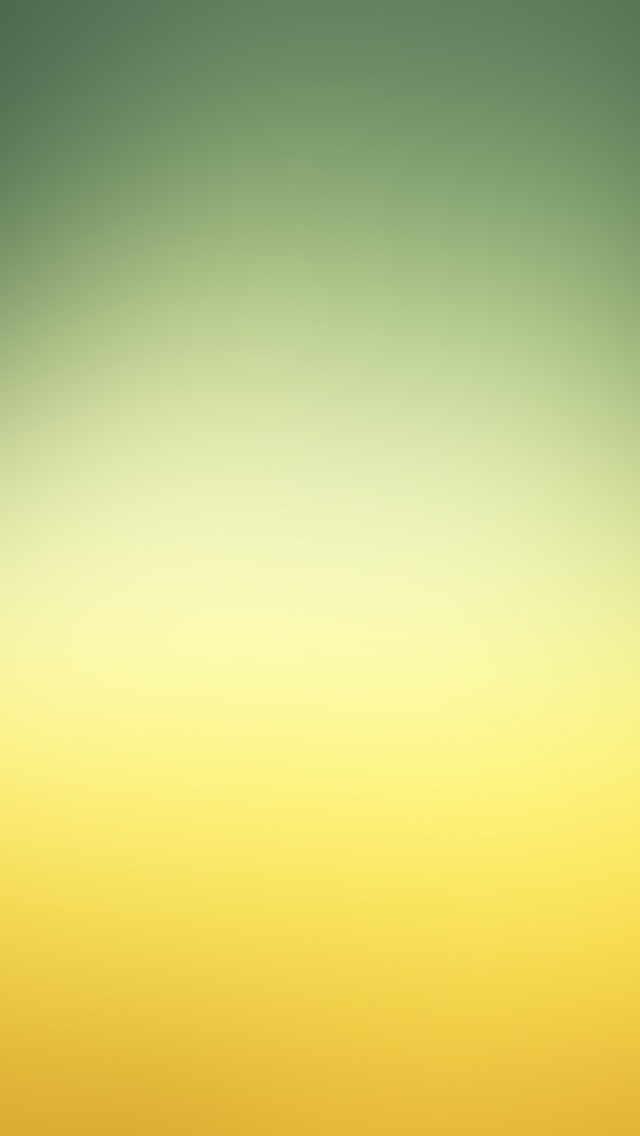 640x1136 Green Yellow Linear Gradient Iphone 5 wallpaper