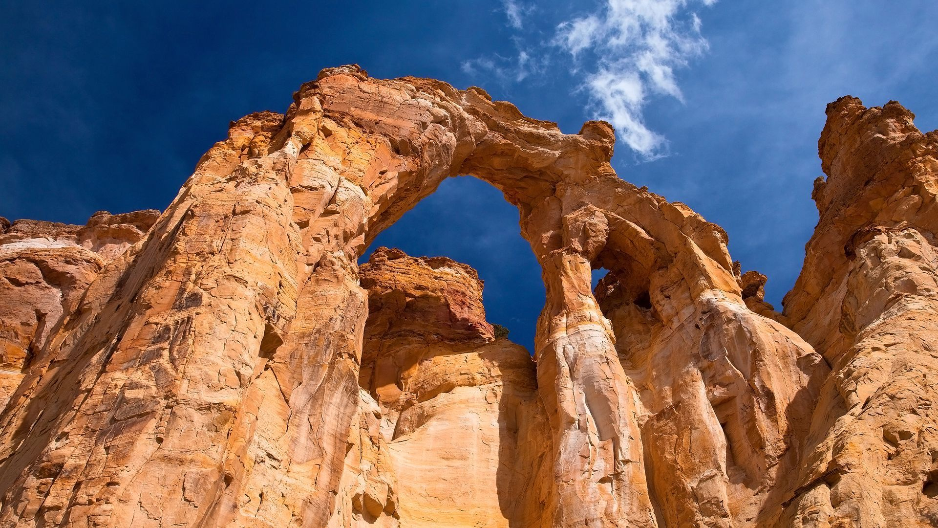 1920x1080 Grosvenor Arch, Utah, grand staircase-escalante, national monument, usa, nature