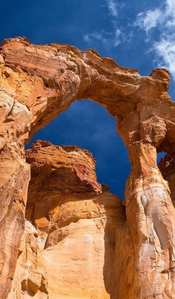 600x1024 Grosvenor Arch, Utah, grand staircase-escalante, national monument, usa, nature