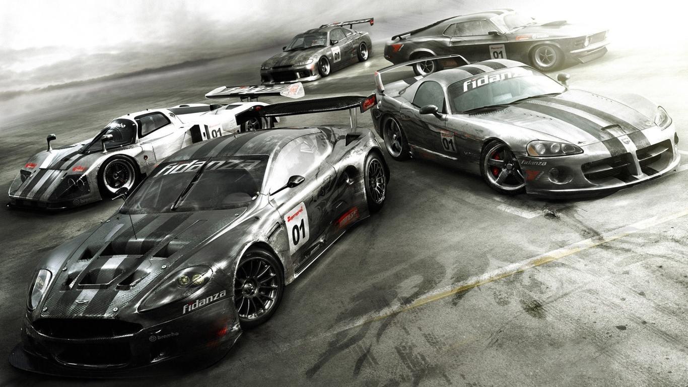 1366x768 gt cars desktop pc and mac wallpaper