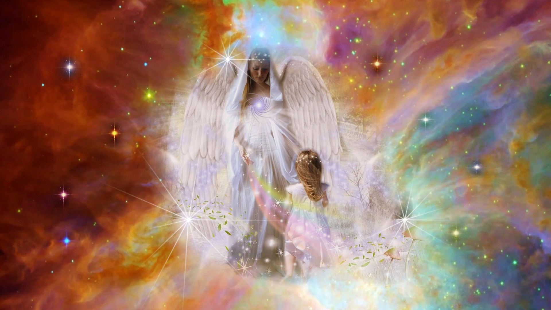 Guardian Angel wallpapers | Guardian Angel stock photos