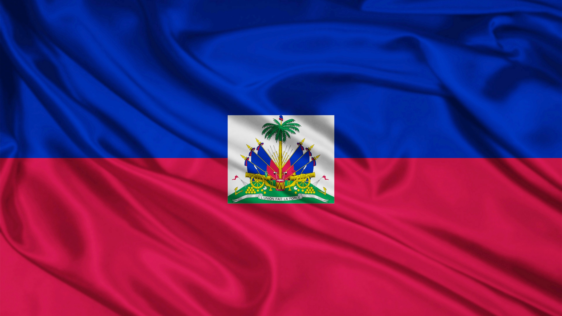 Haitian Flag Wallpaper 1920x1080 Haiti Flag d...