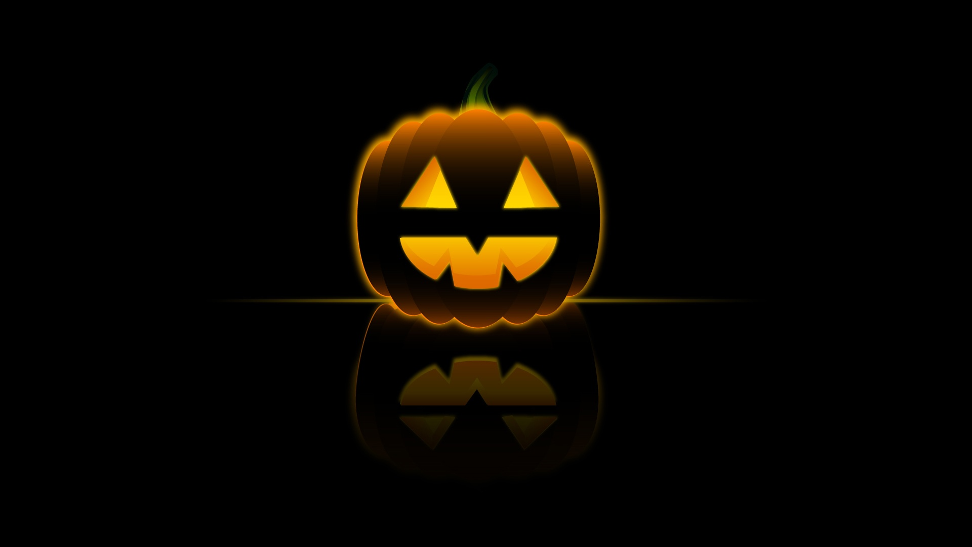 1920x1080 Halloween Pumpkin Desktop PC And Mac Wallpaper