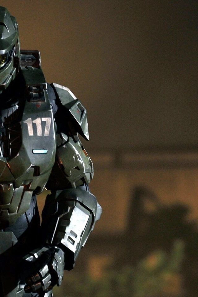 pics photos master chief halo 4 iphone wallpaper for