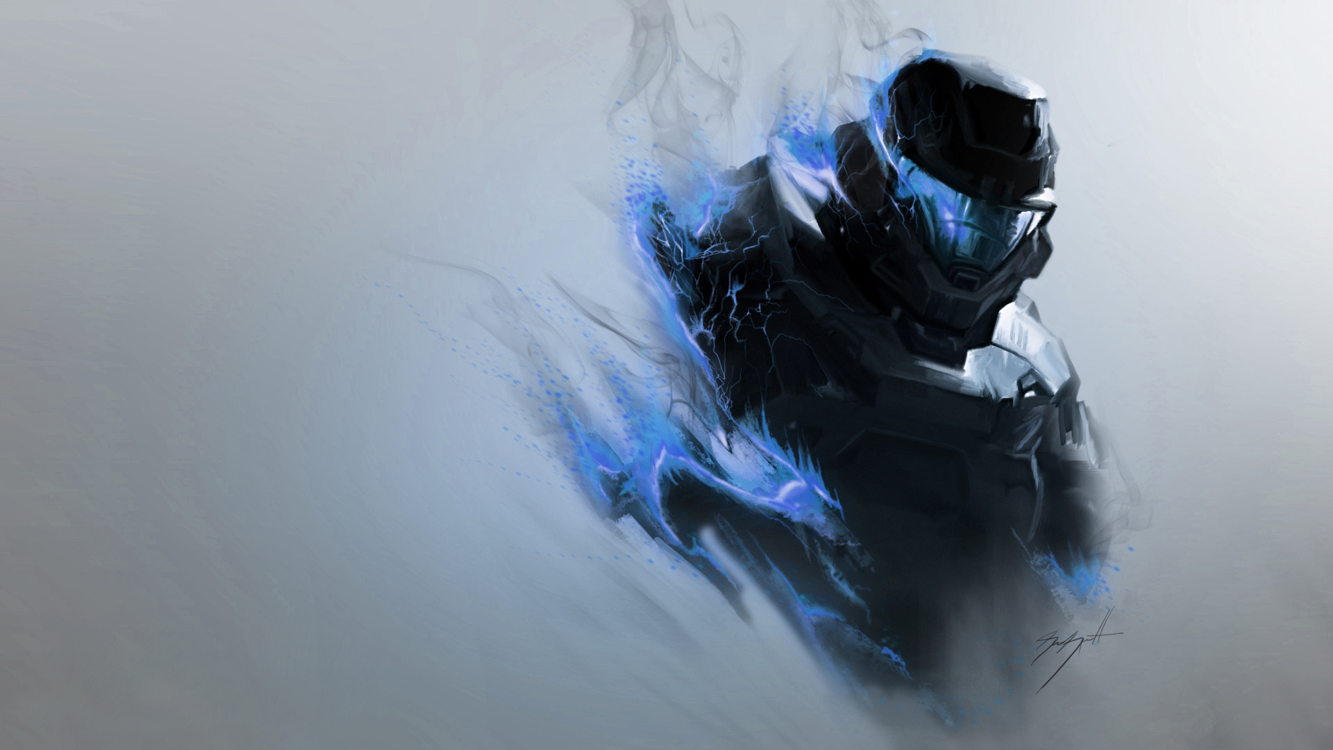 1920x1080 Halo Spartan Desktop Pc And Mac Wallpaper