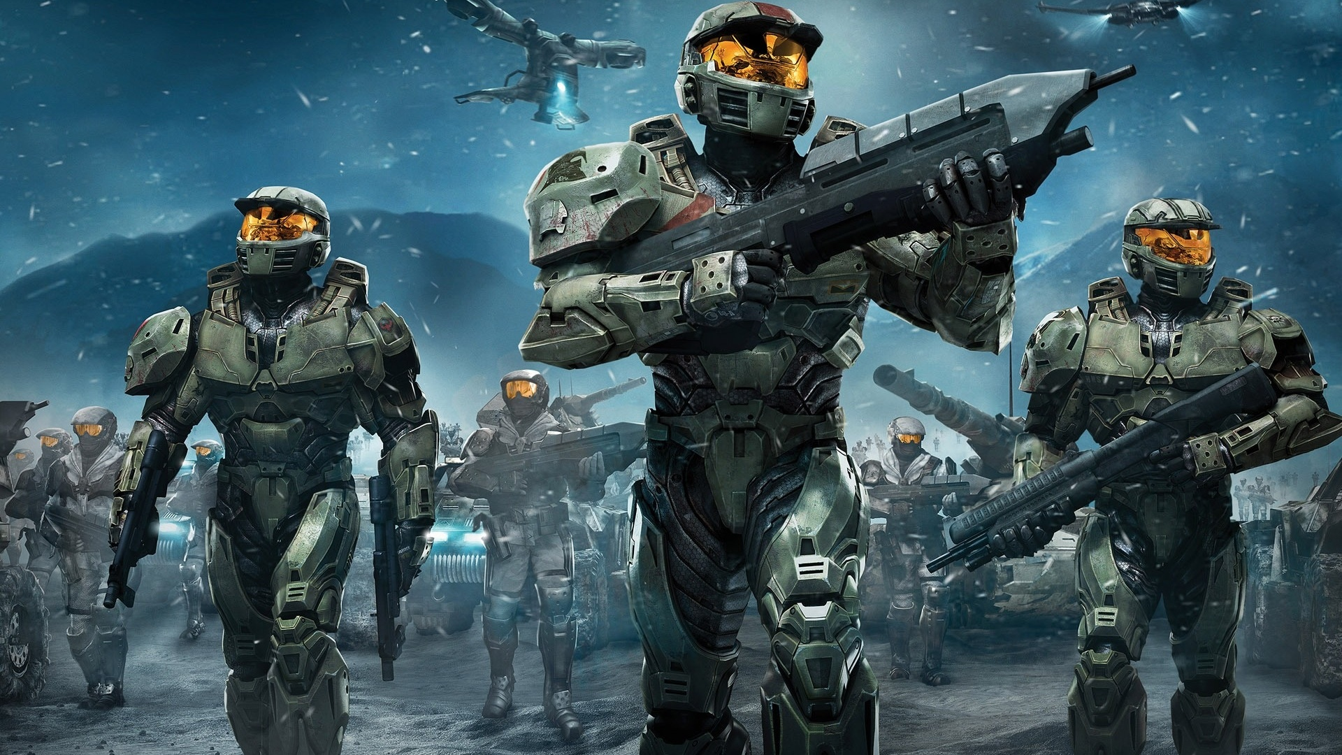 halo wars battles wallpaper - photo #24