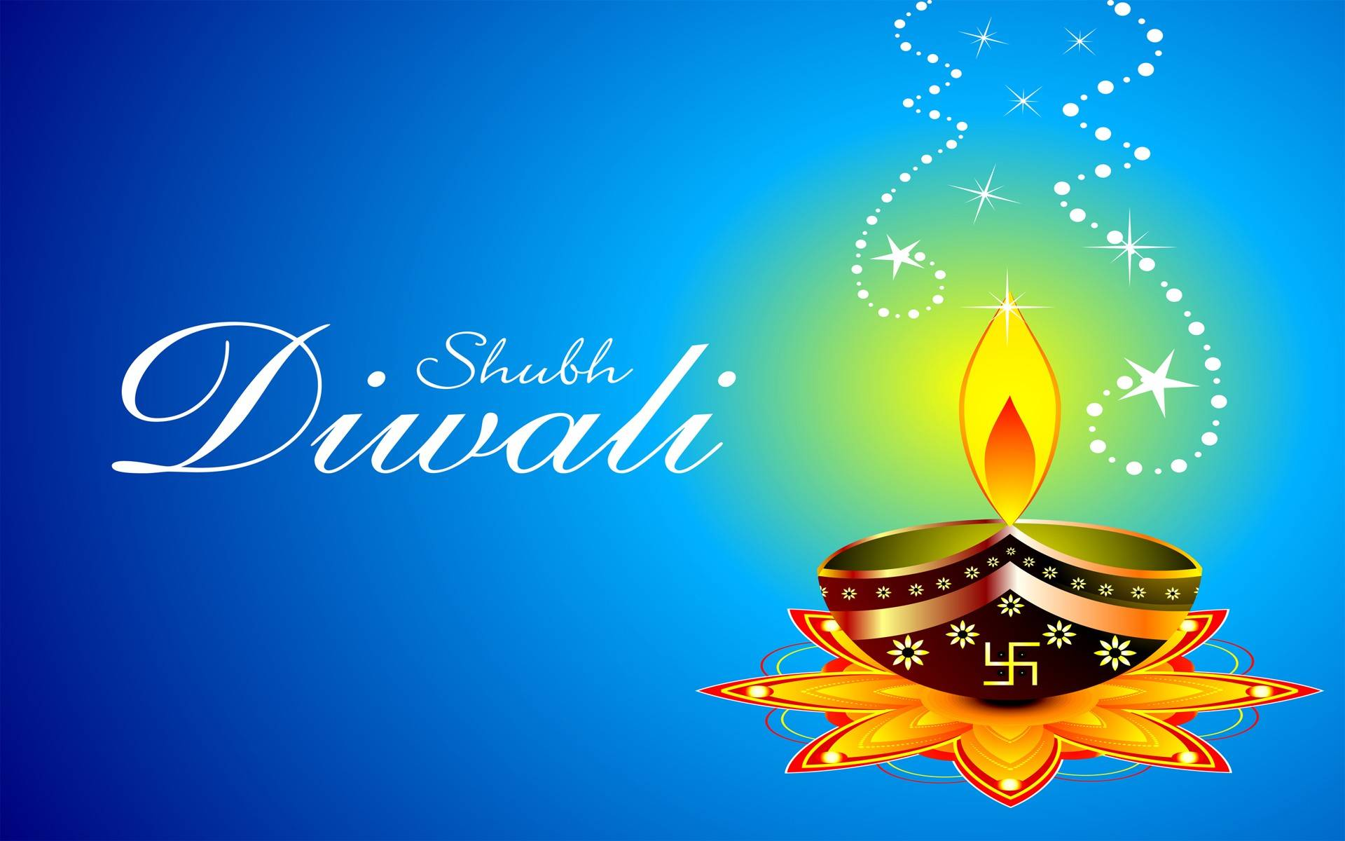 happy diwali 2017 blue wall wallpapers | happy diwali 2017 blue wall