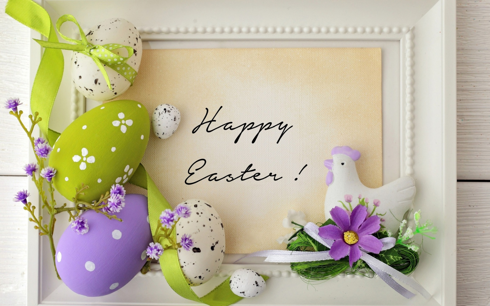 1920x1200 Happy Easter 2015