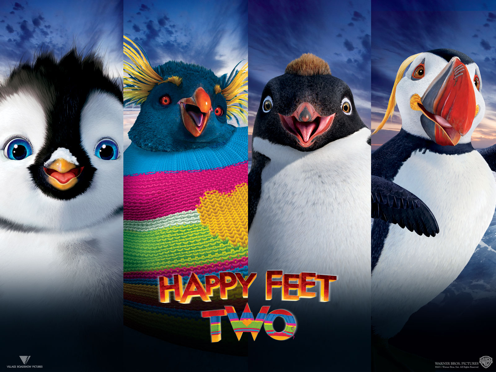Happy Feet Two Character Names