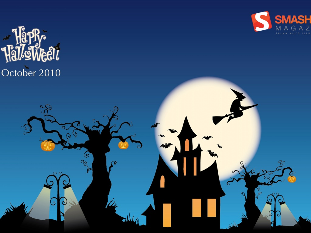 920x520 happy halloween google+ cover photo